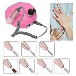 Electric Nail Drill Machine Manicure Pedicure Drill for Acry