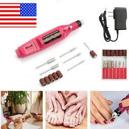 electric nail polisher nail file art drill