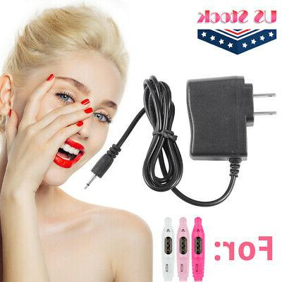 9v 1a ac adapter for nail file