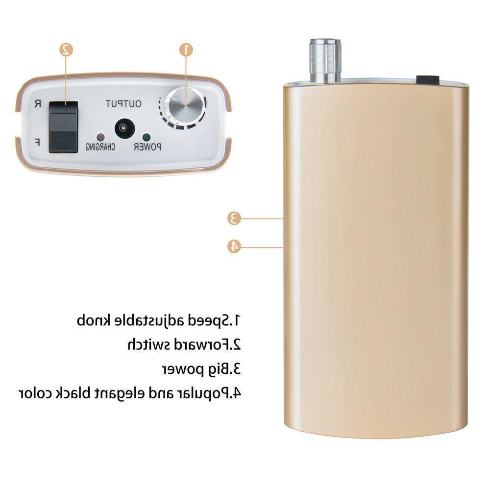 Portable Drill 30000RPM Cordless Manicure